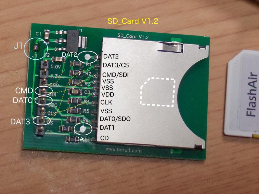 SD-DIP-board